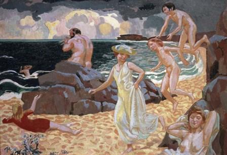 Polyphemos, 1907 by Maurice Denis art print