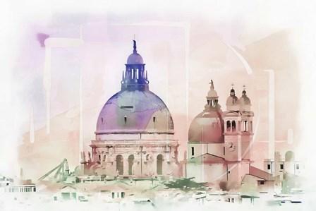 Venice by A.V. Art art print