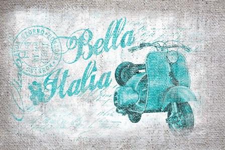 Bella Italia by A.V. Art art print