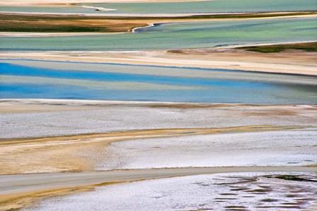 Laguna Salar de Talar, San Pedro de Atacama, Chile by Keren Su / Danita Delimont art print