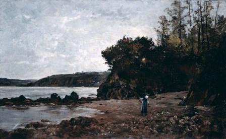 Le Ris, 1864 by Emmanuel Lansyer art print