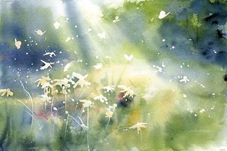 Landscape Light by Katrina Pete art print