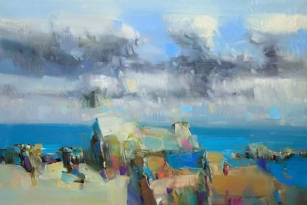 Big Sur by Vahe Yeremyan art print