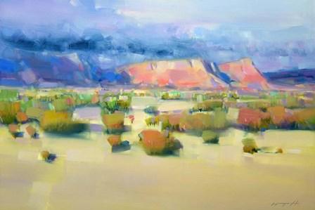 Canyon View II by Vahe Yeremyan art print