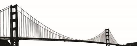 Golden Gate Bridge by Sophie 6 art print