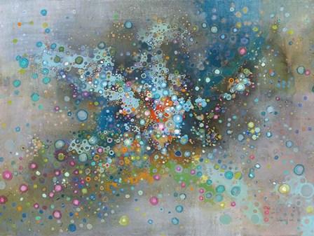 Andromeda by Danhui Nai art print