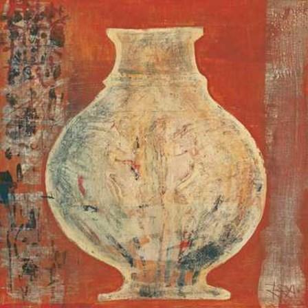 Vase by Rose Richter-Armgart art print