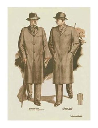Mens Fashion II art print