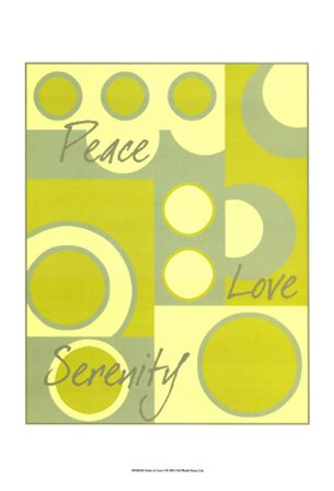 Circle of Love I by Kate Archie art print