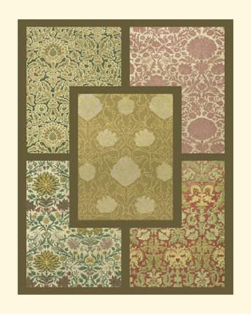 Textile Detail II by Vision Studio art print