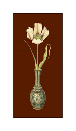 Tulip in Vase III art print