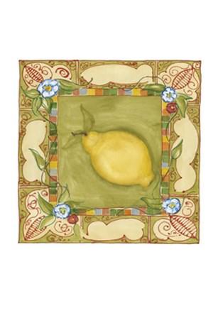 French Country Lemon by Jennifer Goldberger art print