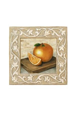 L' Orange (P) by Megan Meagher art print