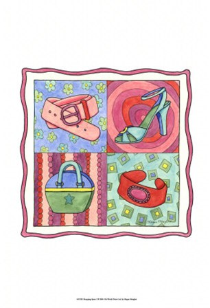 Shopping Spree I by Megan Meagher art print