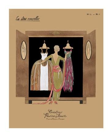 Armoire de Kate II by Vision Studio art print