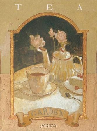 Tea Garden by Thomas LaDuke art print