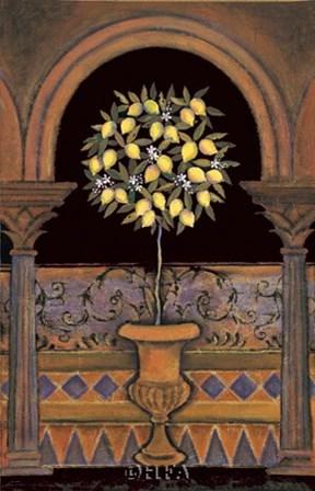Le Limon by Karel Burrows art print