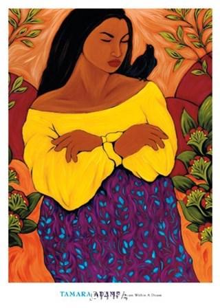 Dream Within A Dream by Tamara Adams art print