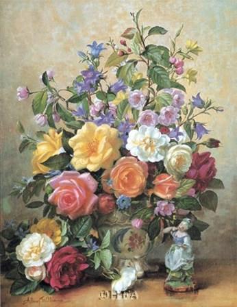 Glory of June by Albert Williams art print