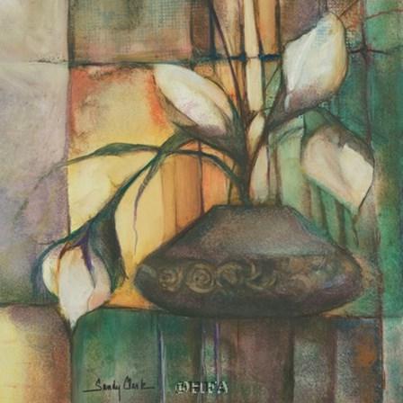 Timeless Elements I by Sandy Clark art print