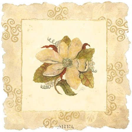 Victorian Bouquet by George Caso art print