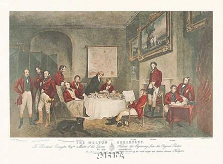 Melton Breakfast by Francis Grant art print