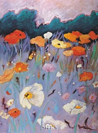 Curtain Call by Peggy Olsen art print