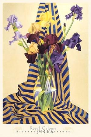 Royal Colours by Richard Bolingbroke art print