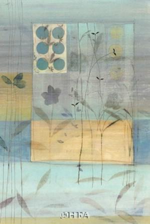 Meadow Flowers I by Fernando Leal art print