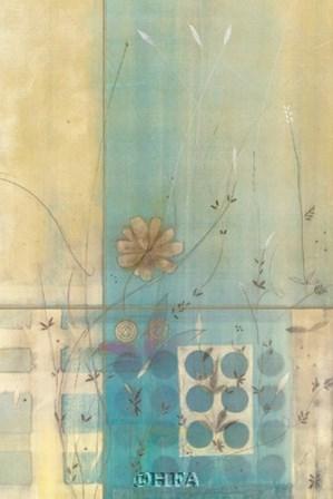 Meadow Flowers II by Fernando Leal art print