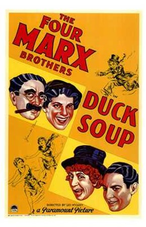 Duck Soup art print