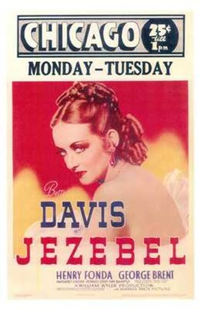 Jezebel - Chicago art print
