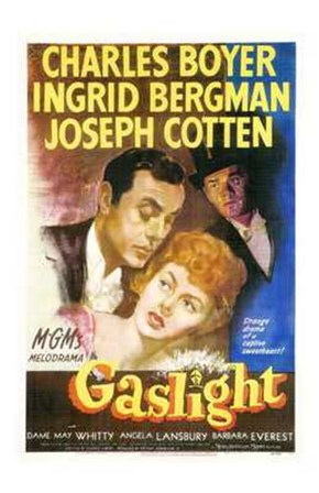 Gaslight art print