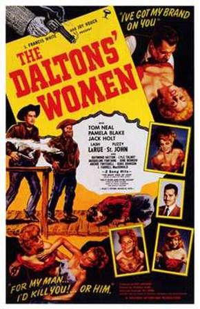 The Daltons' Women art print