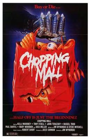 Chopping Mall art print