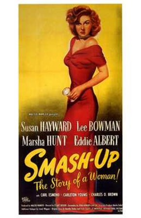 Smash Up  the Story of a Woman art print