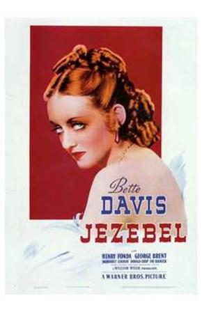 Jezebel - Woman art print