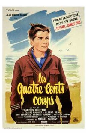 400 Blows art print