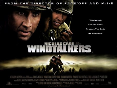 Windtalkers - horizontal art print