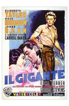Giant, c.1956 (Spanish) art print