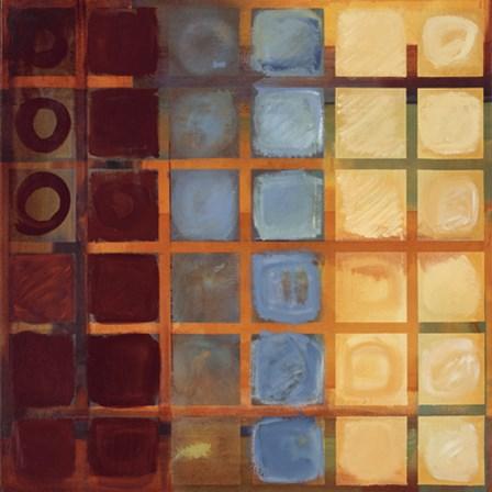 Cubed by Noah Li-Leger art print
