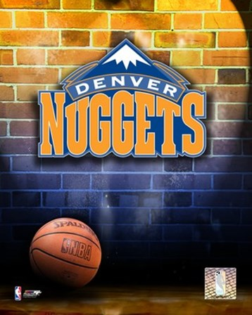 Nuggets - 2006 Logo art print