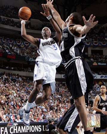 Josh Howard - '06 Playoff Action art print
