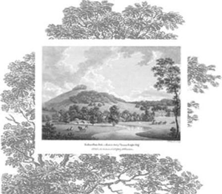 Godmerdham Park 1784 art print