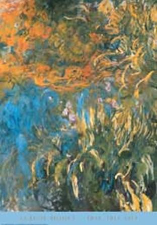 Iris, 1914-1917 by Claude Monet art print