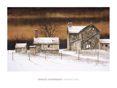 Evening Star by Bradley Hendershot art print