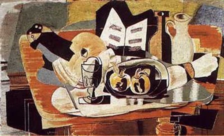 Table by Georges Braque