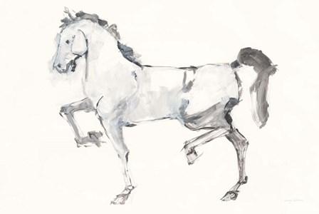 Horse I by Avery Tillmon art print