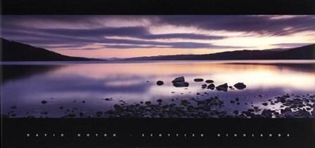 Scottish Highlands by David Noton art print