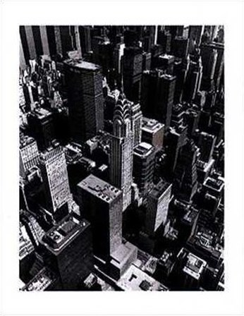 Chrysler Building by Christopher Bliss art print